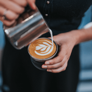 Dailry wholesaler perth - milk for coffee with barista